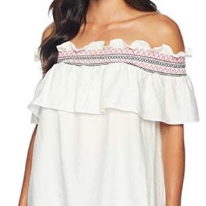 CeCe off the shoulder blouse